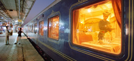 Top 10 Luxury Trains in India