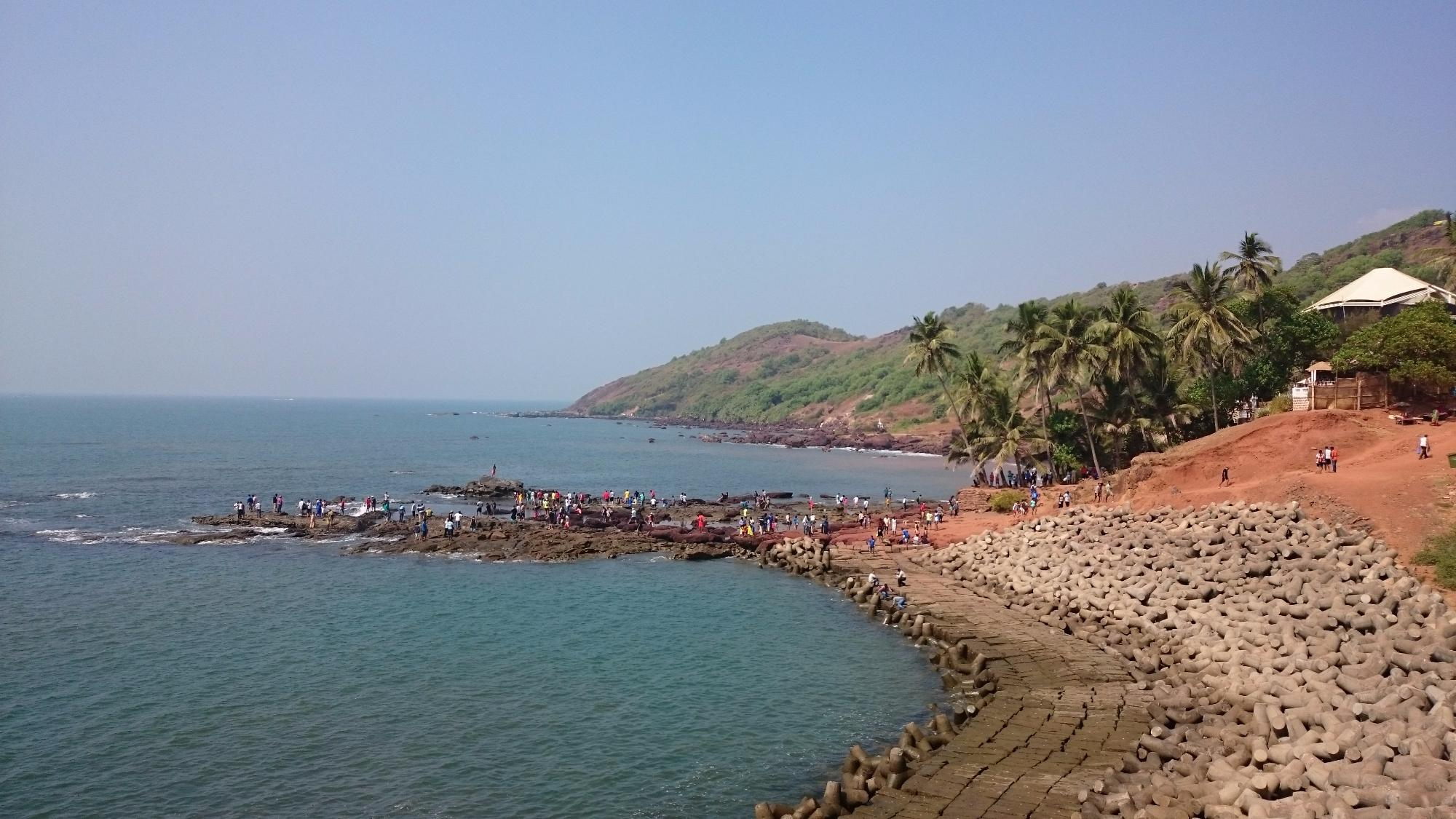 Top 10 Most Beautiful Beaches in Goa (North - South Goa)